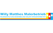Logo von Willy Matthes Malerbetrieb, Inh. Beyer Ralf
